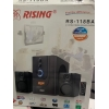 RISING MULTIMEDIA  SPEAKER SYSTEM 2.1 CHANNELS
